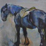 HorseAlone_AnnBuss